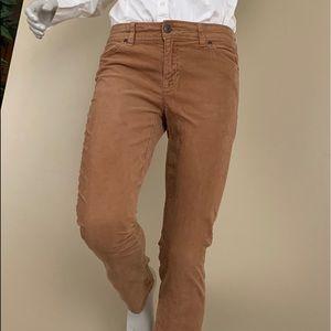 Vintage 90's Tommy Hilfiger Caramel Corduroy Pants